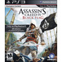 Assassins Creed Iv Black Flag Ps3 Original Físico En Disco