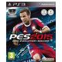 Pes 2015 * Ps3 * Playstation Pro Evolution Soccer Tenelo Ya