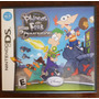 Juego Para Nintendo Ds Phineas & Ferb 2nd Dimension