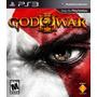 God Of War 3 En Español Castelano Ps3 En Caja Tomo Usados