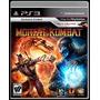 Mortal Kombat Ps3 Digital Entrega Ya
