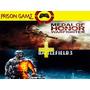 Medal Of Honor : Warfighter + Battlefield 3 | Ps3