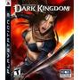 Juego Ps3 Dark Kingdom En Caja