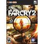 Farcry 2 - Video Juego Pc Original