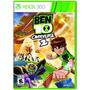 Ben 10 Omniverse 2 Nuevo Xbox 360 Dakmor