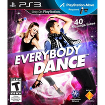 Ps3 Everybody Dance Move Baile Impecable Local Banfield