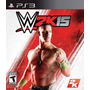Playstation 3 Wwe 2k15 Ps3 Digital Slot