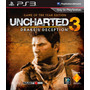 Uncharted 3 Ps3 La Traicion De Drake | Game Of The Year