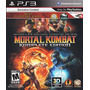 Mortal Kombat Komplete Edition * Ps3 * Digita Tenelo H O Y!