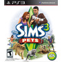 The Sims 3 Pets Ps3 Nuevo Sellado Original