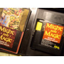 Juego Sega Original -might And Magic.caja/manual.impecable