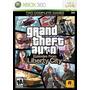 Gta 4 Episodes From Liberty City Xbox 360 Nuevo!!
