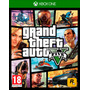 Grand Theft Auto V Gta 5 Xbox One Codigo Microcentro