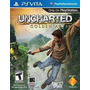 Uncharted Golden Abyss Psvita Fisico, Sellado