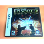 Ds - Star Wars Episode 3 Revenge Of The Sith - Español