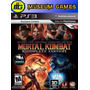 Ps3 Mortal Kombat Komplete Edition Español Nuevo Local Cap !