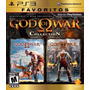 God Of War 1 Y 2 Ps3 Inmaculado - Banfield