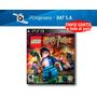 Juego Ps3 Nuevo Sellado Fisico - Lego: Harry Potter