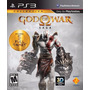 God Of War Saga Ps3 Original Físico En Disco