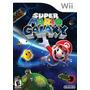Super Mario Galaxy Wii Sellado