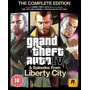 Grand Theft Auto 4 Iv Complete Juego Pc Original Platinum