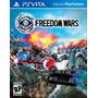 Freedom Wars Nuevo Ps Vita
