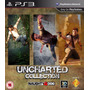 Combo Uncharted 3 Juegos Ps3 Digital Grom