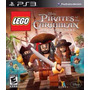 Lego Pirates Of The Caribbean Ps3 Original Fisico Sellado