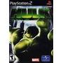 Hulk Ps2 Envio Gratis Inmaculado