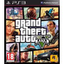 Gta 5 V Ps3- Grand Theft Auto Entrega Inmediata Ps3 Digital