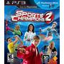 Sports Champions 2 Requiere Move Nuevo Ps3 Dakmor Canje/vent