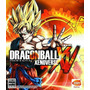 Dragon Ball Xenoverse Juego Pc Original Español Platinum