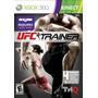 Juego Kinect Ufc Trainer Xbox 360-igual A Nuevo! 12s/interés
