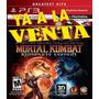 Mortal Kombat Komplete Ps3 Juego Fisico!! Super Oferta!!!