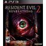 Resident Evil Revelations 2 Ps3 Original Físico Disco Nuevo