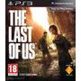 The Last Of Us Edición Juego Del Año | + Extenciones Ps3