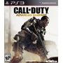 Call Of Duty Advanced Warfare Español Digital Ps3 Store !!!
