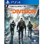 The Division Ps4 Tom Clancys Digital Primaria Inmediata Smg