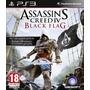 Assassins Creed 4 || Black Flag Ps3 Store || Original