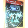 Ps2 - Star Wars The Force Unleashed - (533) Original Nuevo