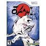 Okami Para Wii Nuevo Fisico Sellado Gamebox