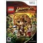 Juego Nintendo Wii Lego Indiana Jones Juego Original