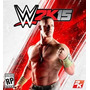 Wwe 2k15 Ps3 Digital Entrega Inmediata