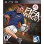 Fifa Street Con Pass Season Ps3 Digital