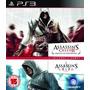 Assassins Creed Ps3 1 Y 2 Pack 2x1 Digital Lgames