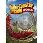 Rollercoaster Tycoon World Juego Pc Steam Original Platinum