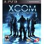 Xcom Enemy Unknown Ps3 Usado Formato Fisico