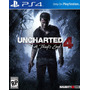 Uncharted 4 Ps4 A Thiefs End Digital Slot Secundario