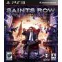 Saints Row 4 Iv Ps3 Tenelo Hoy Mas Bizarro Que El Gta $229