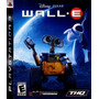 Wall E Ps3 Original Físico Disco Juego Disney Pixar